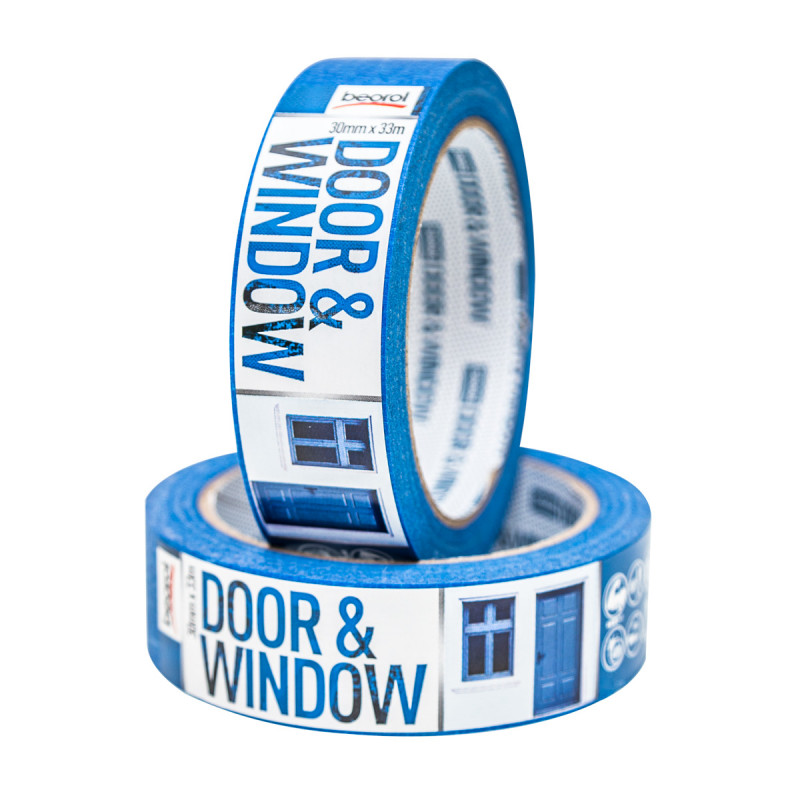 Krep traka za zaštitu vrata i prozora 30mm x 33m