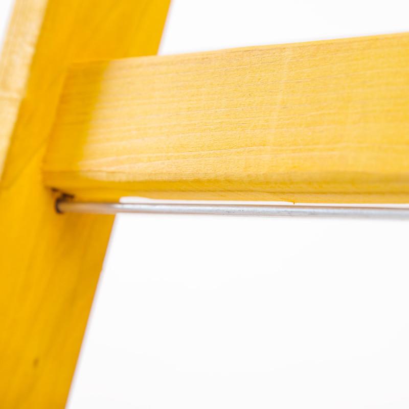 Drvene merdevine 2X5 gazišta