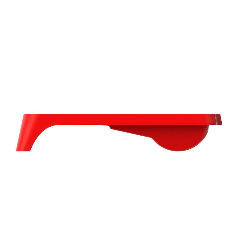 Kadica 36x26cm - crvena