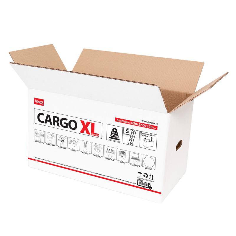 Kutija za pakovanje cargo XL