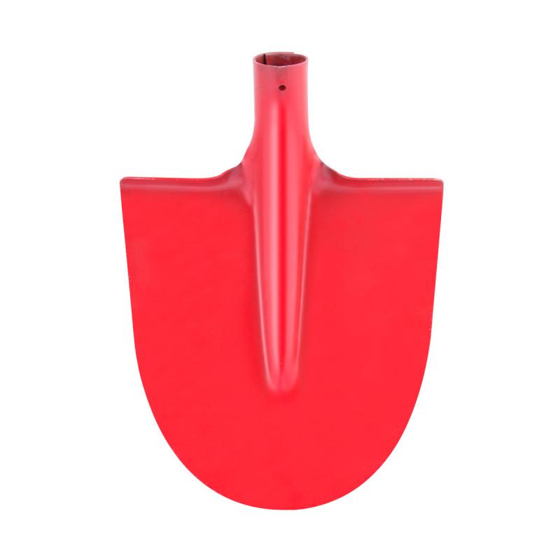 Lopata poluokrugla 2mm