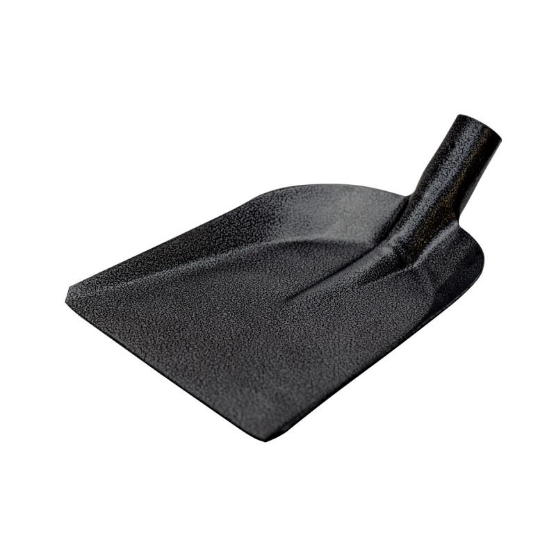 Lopata ravna - crna