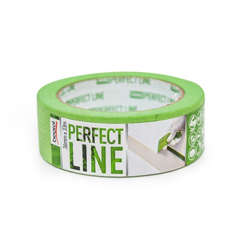 Krep traka Perfect line 36mm x 33m, 80ᵒC