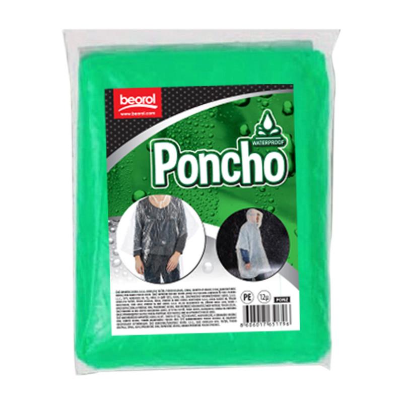 Poncho Zeleni