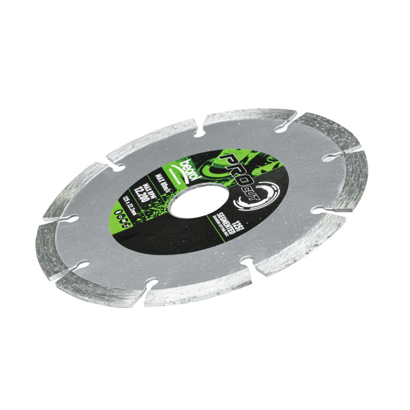 Rezna ploča dijamantska segmentna 125mm