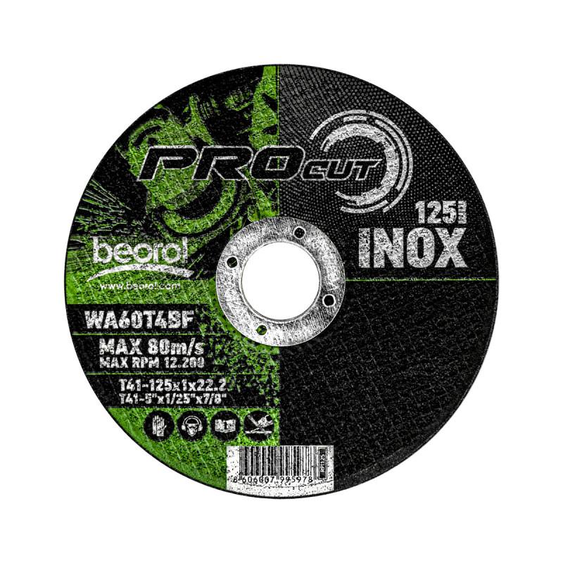 Rezna ploča za inox 125mm