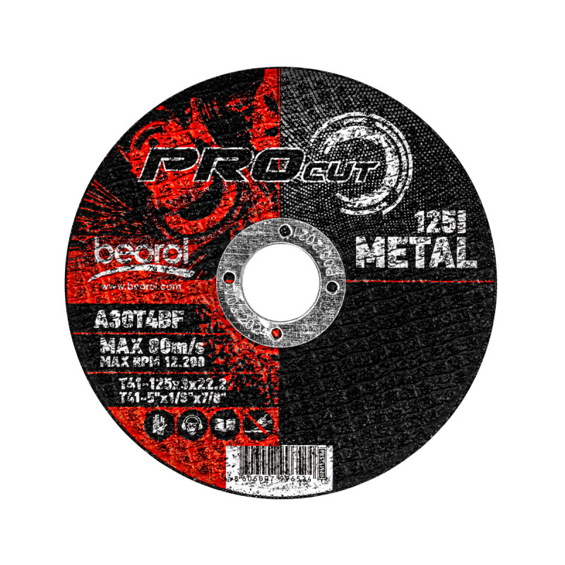 Rezna ploča za metal 125x3mm
