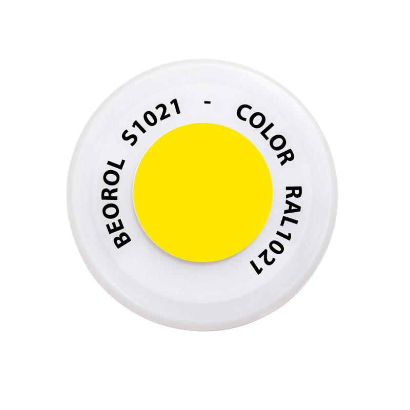 Sprej žuta Navone RAL1021