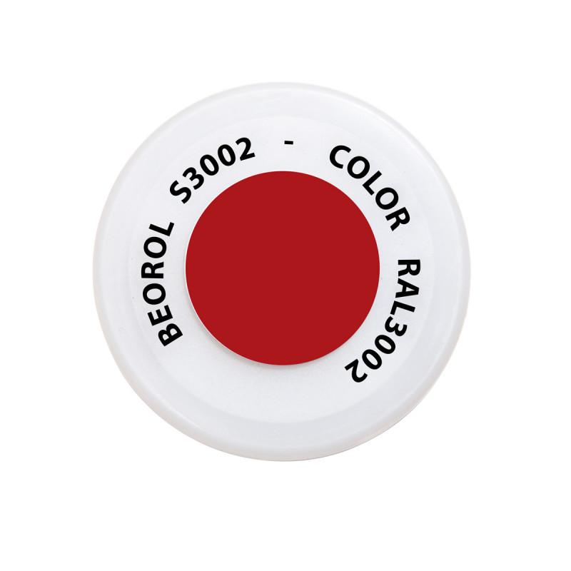 Sprej Crvena RAL3002 Vermelho Carmim