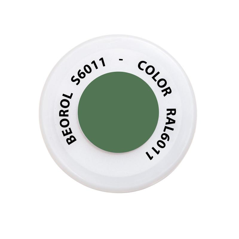 Sprej zelena Reseda RAL6011