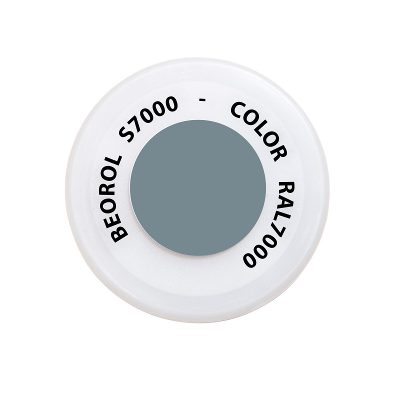 Sprej Siva Vaio RAL7000