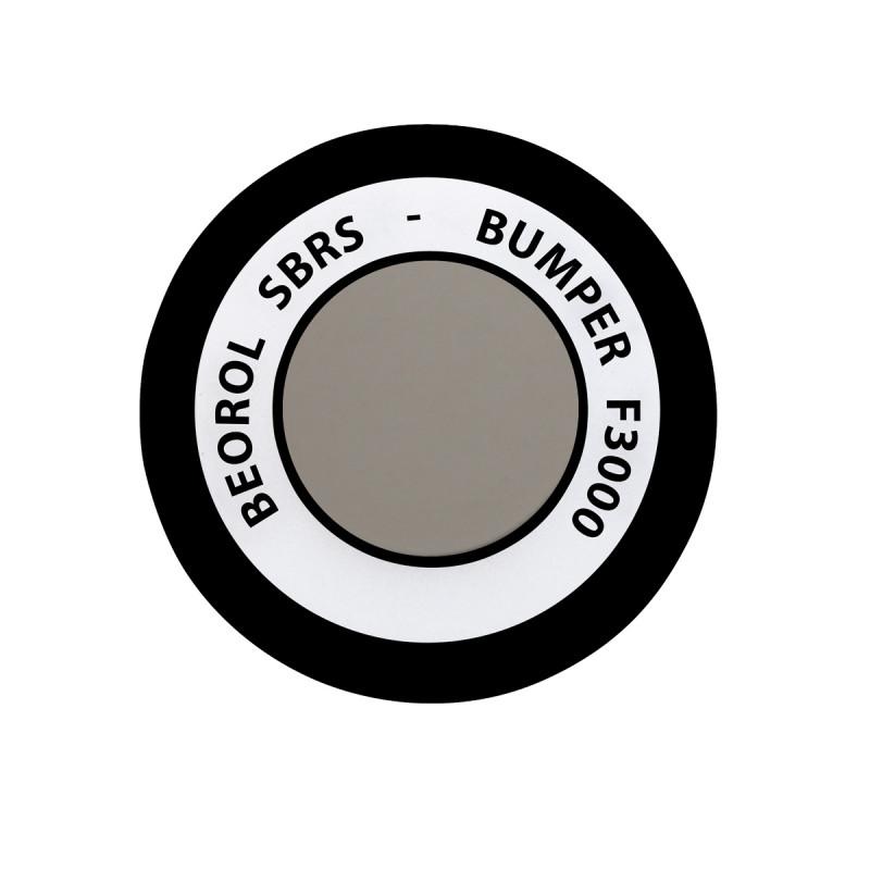 Sprej za branike i spojlere sivi F3000