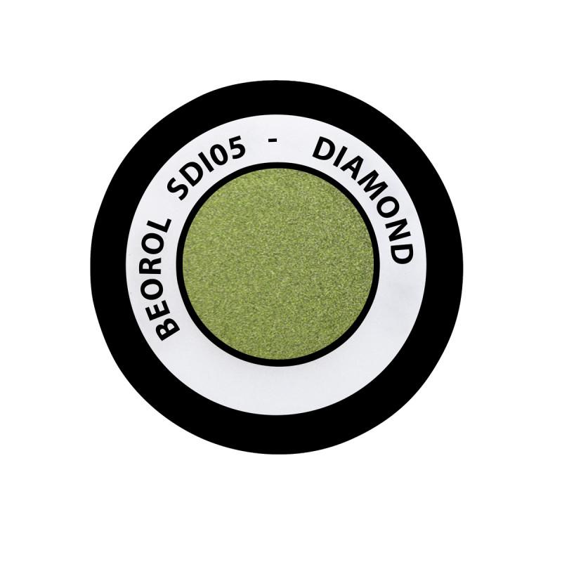 Sprej dijamant zelena Verde Chiaro