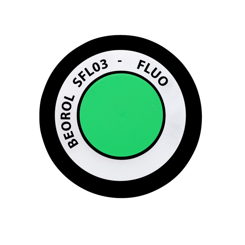 Sprej fluo zeleni Verde