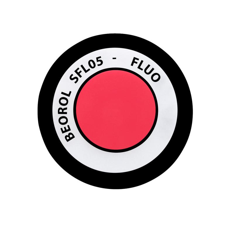 Sprej fluo crveni Rosso