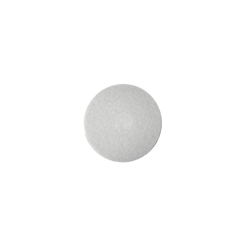 Samolepljive podloške od filca, bele ø17 x 3mm