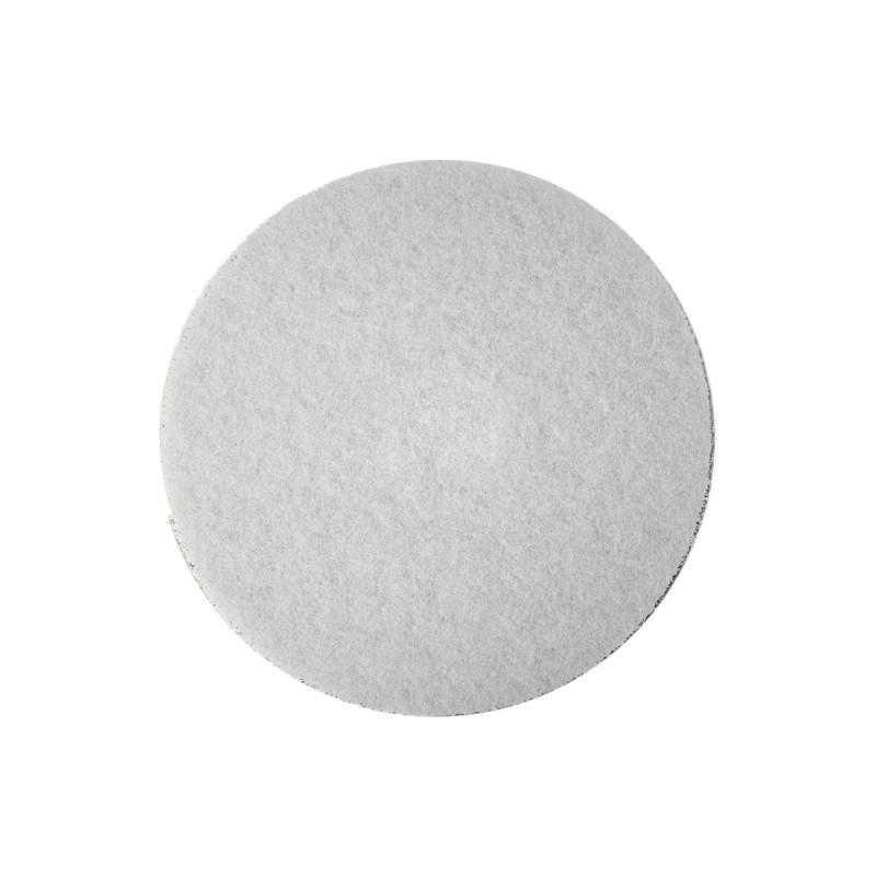 Samolepljive podloške od filca, bele ø28 x 3mm