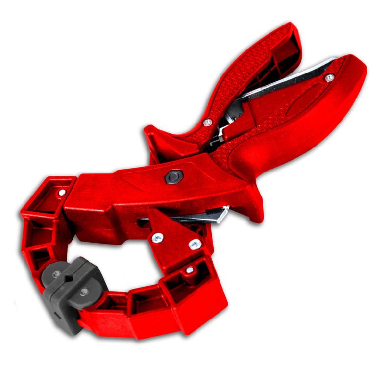 Stega plastična štipaljka, Professional podesiva 50-150mm