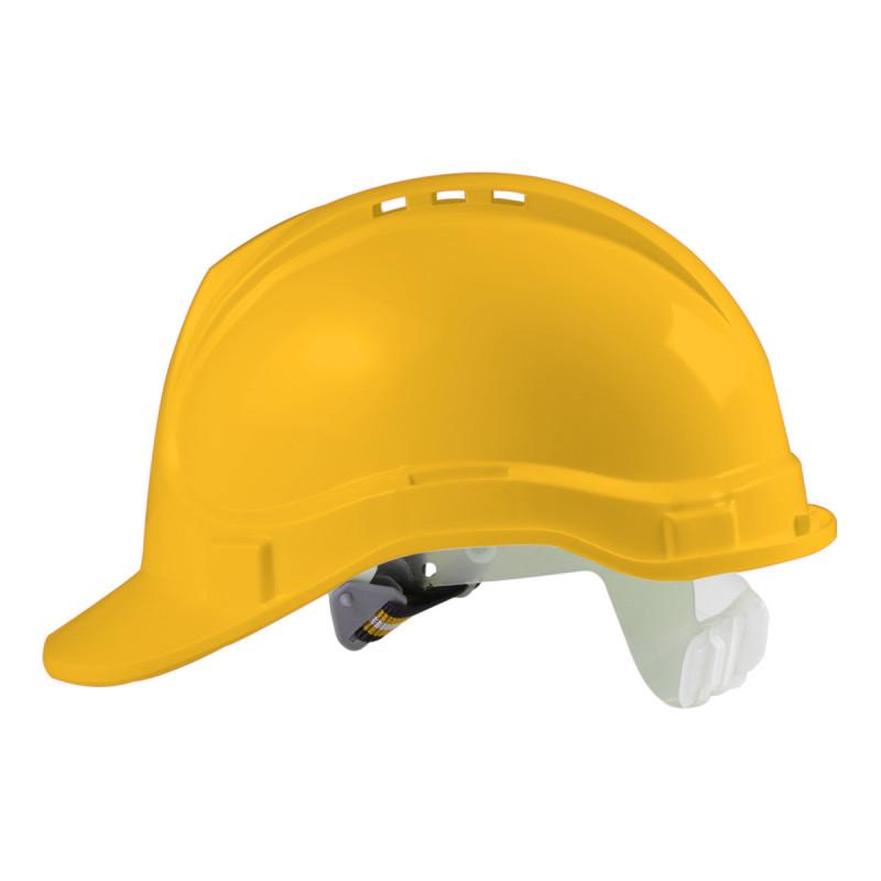 Zaštitni šlem - žuta boja